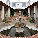 Wedding courtyard by BlaizerB