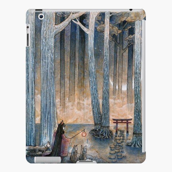 Comienzo - Kitsune Fox Yokai Japonés Funda rígida para iPad