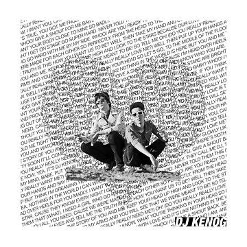 DJ KENOG & H_BALLZ squat heart (light colors) by dj-kenog