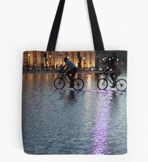 Riders sans Storm Tote Bag