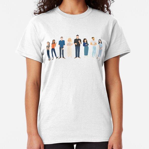 BA Test Küchenchefs Classic T-Shirt