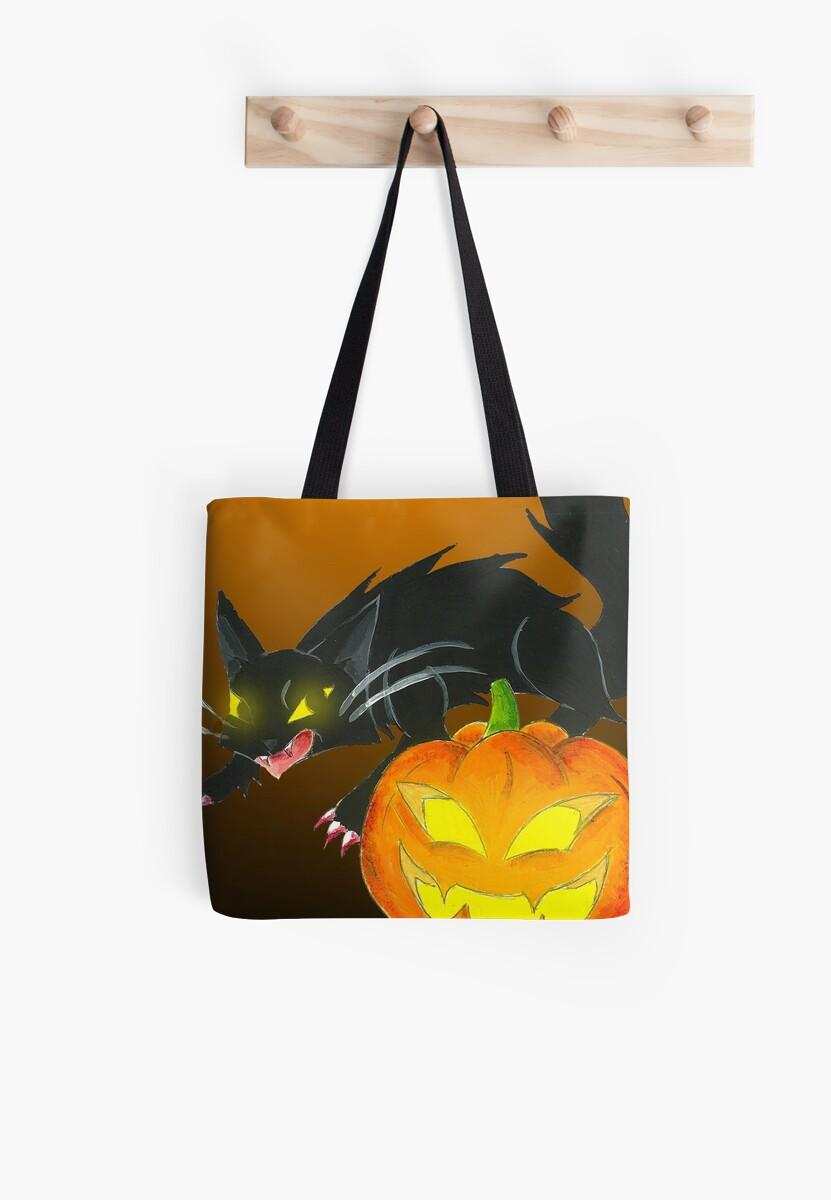 Spooky Duo by KOKeefeArt