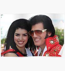 Parkes Elvis Festival 2011 Poster