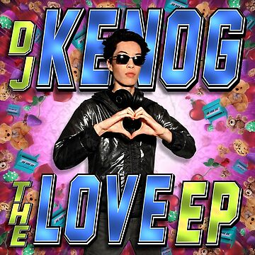 DJ KENOG cover photo THE LOVE EP by dj-kenog