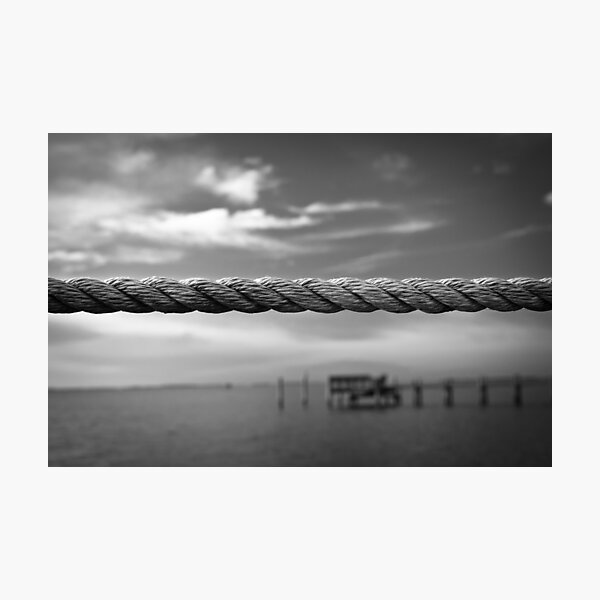 Tension Photographic Print