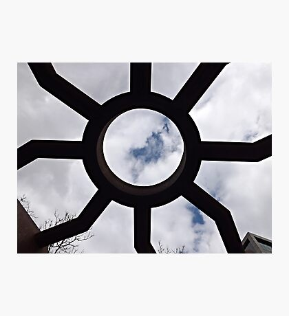 Welded view Photographic Print