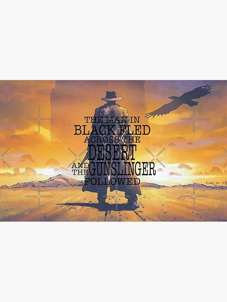 The Gunslinger by MadMedicMerrick