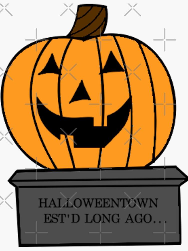 Halloweentown pumkin by lindsalexandra