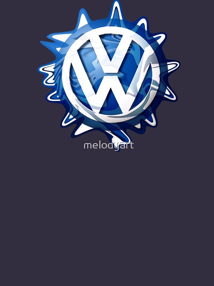 VW look-a-like logo  | Unisex T-Shirt