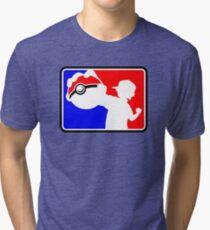 MLG Pokemon Tri-blend T-Shirt