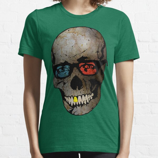 Life Seems Much More Exciting For Skullboy Since He Got A New Pair Of Glasses Essential T-Shirt