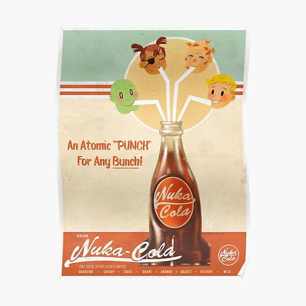 Nuka Cola Propaganda Poster