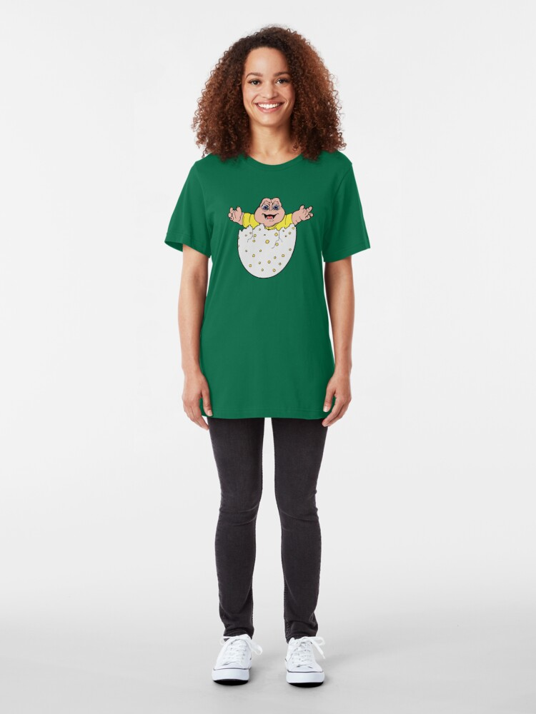 Alternate view of Baby Sinclair Dinosaurs  Slim Fit T-Shirt