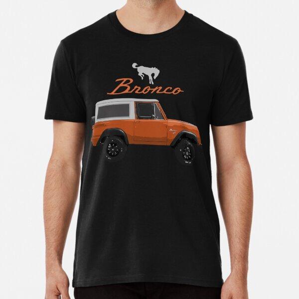 Vintage 1974 Ford Bronco Premium T-Shirt