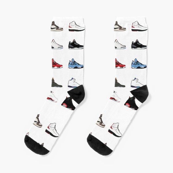 Jordan Retro Collection Socks