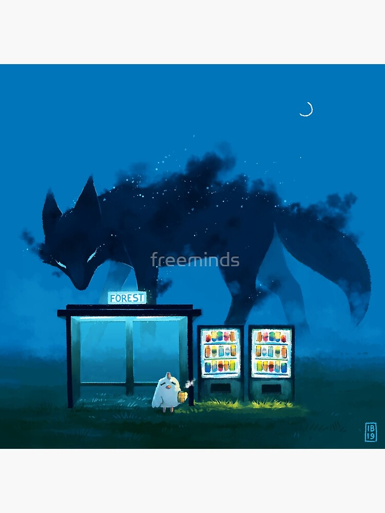 Early hours by freeminds