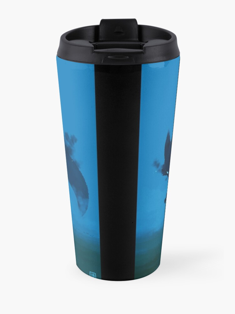 Alternate view of Early hours Travel Mug