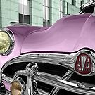Classic Car 178 by Joanne Mariol