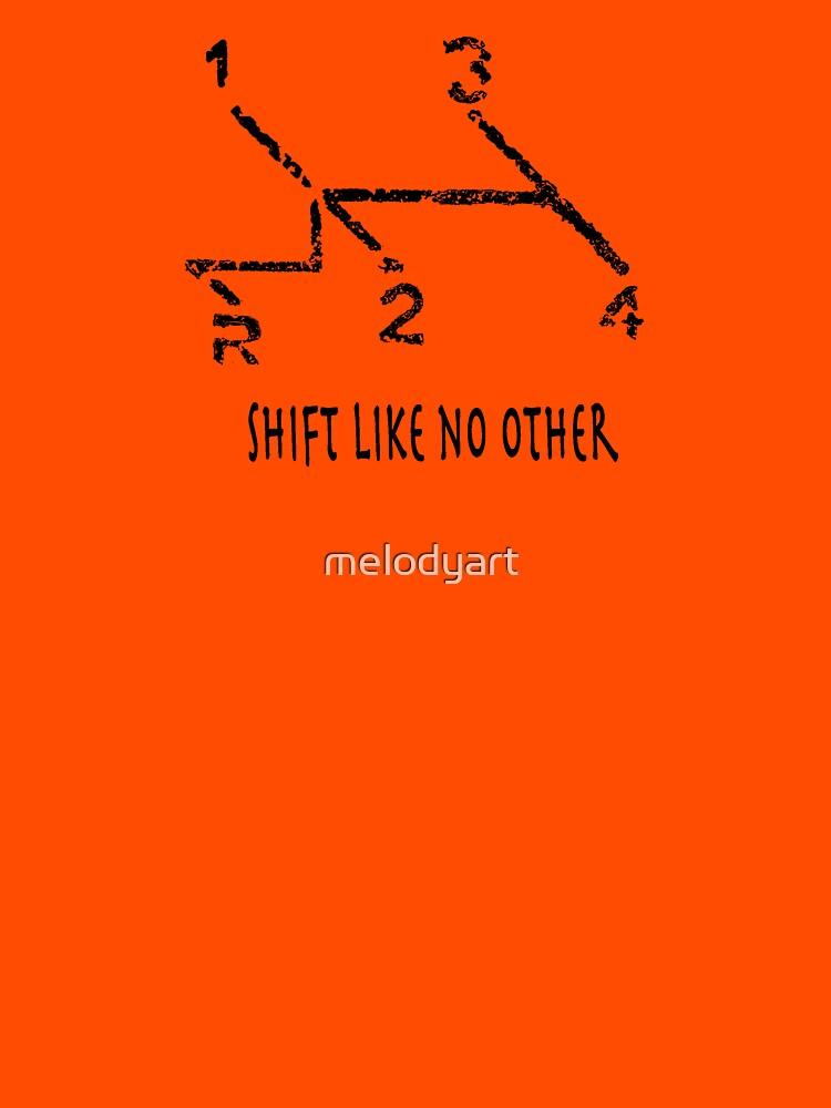 Shift like no other - VW Gear Shift   Women's T-Shirt