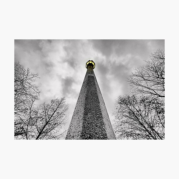 """""""Oh, there is a light and it never goes out""""... Photographic Print"""