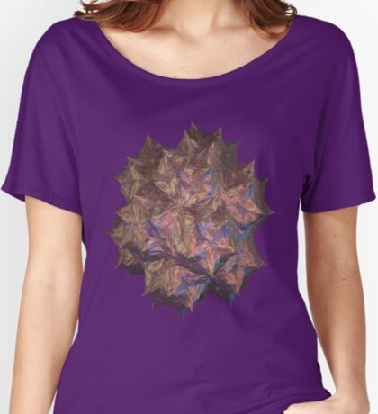 STAR # 2 Women's Relaxed Fit T-Shirt