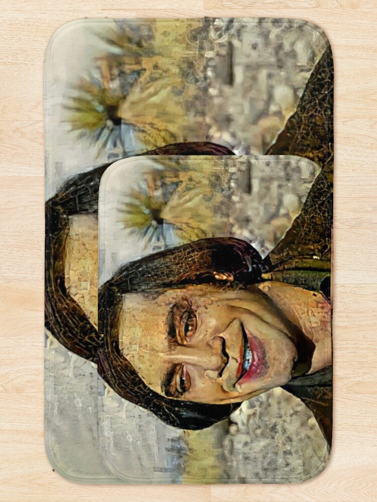 Alternate view of The Smile Bath Mat