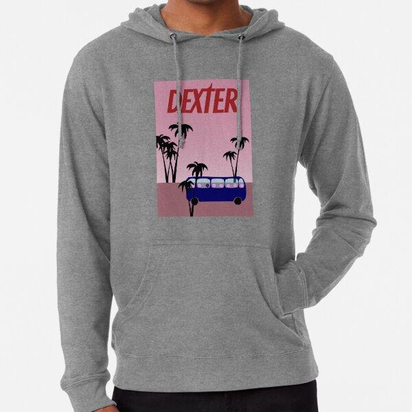 Dark Passenger Dexter Minimalist Lightweight Hoodie