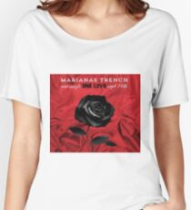 marianas trench single one love Women's Relaxed Fit T-Shirt