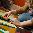 Sewing by Lita Medinger