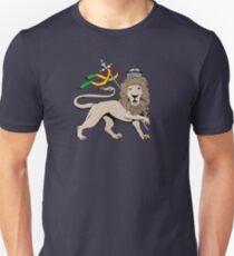 Der Löwe Unisex T-Shirt