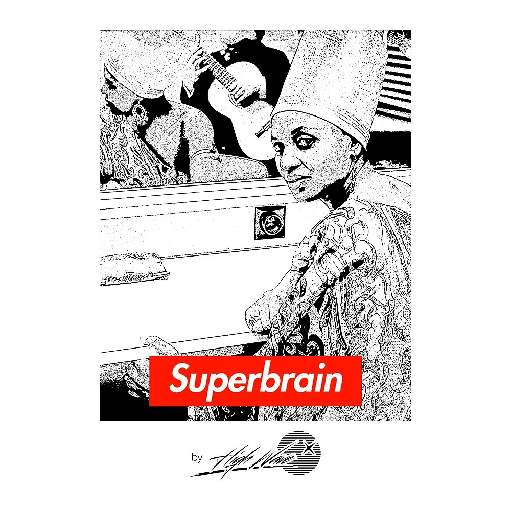 « Superbrain - Miriam Makeba - by High Wave » par High Wave Radio
