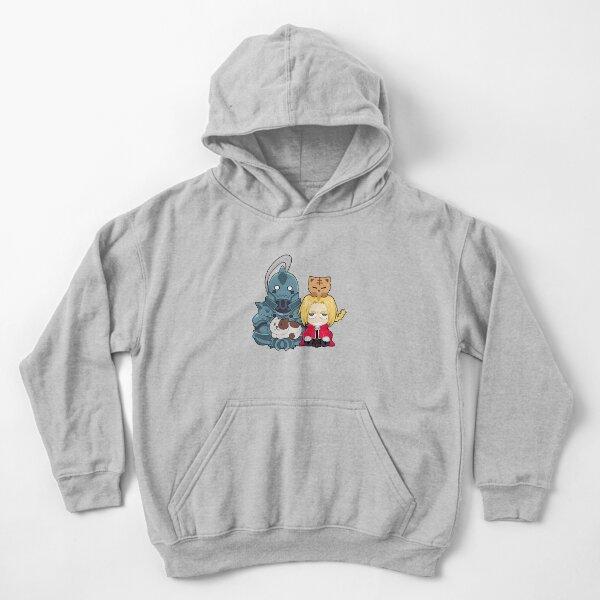 Fullmetal Alchemist Kids Pullover Hoodie