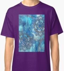 Lost in Blue - a daydream made visible Classic T-Shirt