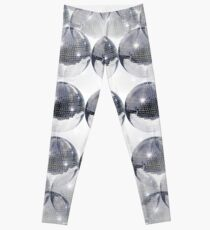 disco ball Leggings
