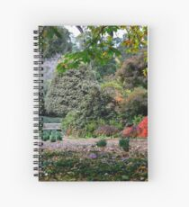 Nooroo - Bev Woodman Spiral Notebook