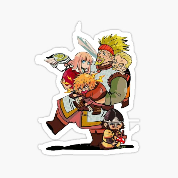 Vinland saga Chibi Sticker