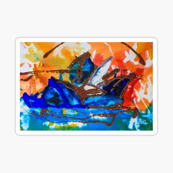 Sydney Opera House - Fine Art Sticker
