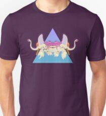 Camiseta unisex Ancient Psychic Tandem War Elephant