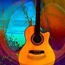 guitar tree by shadowlea