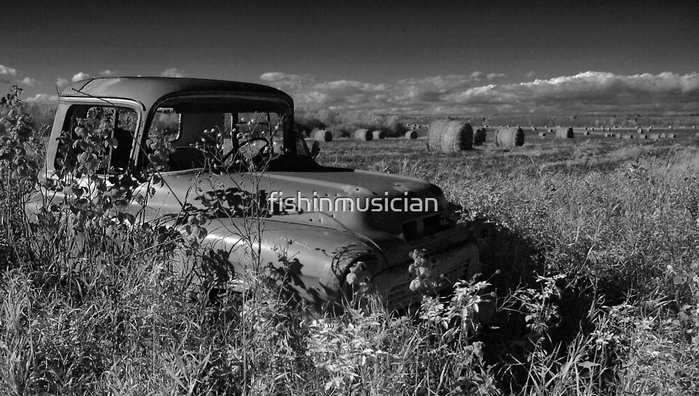 farm truck2 by fishinmusician