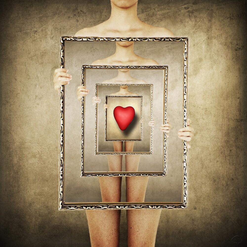 """Show a little heart"" by JanneO"