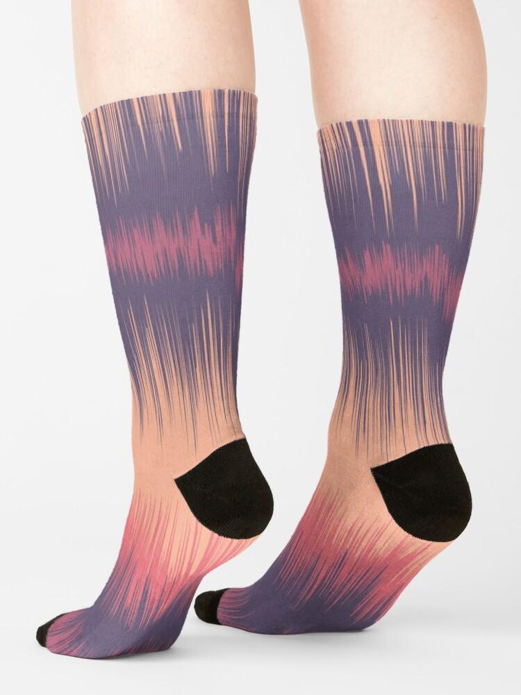 Alternate view of Soft Shock Waves Socks
