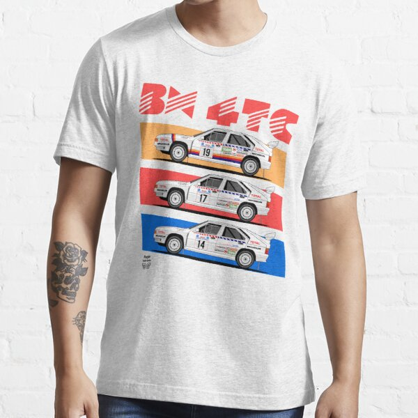 BX 4TC Acropolis Essential T-Shirt