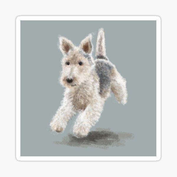 The Fox Terrier Sticker