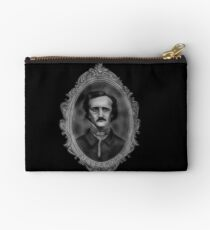 Edgar Allen Poe Studio Clutch