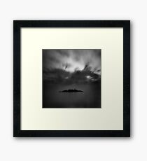 A Vision of the Infinite Framed Print