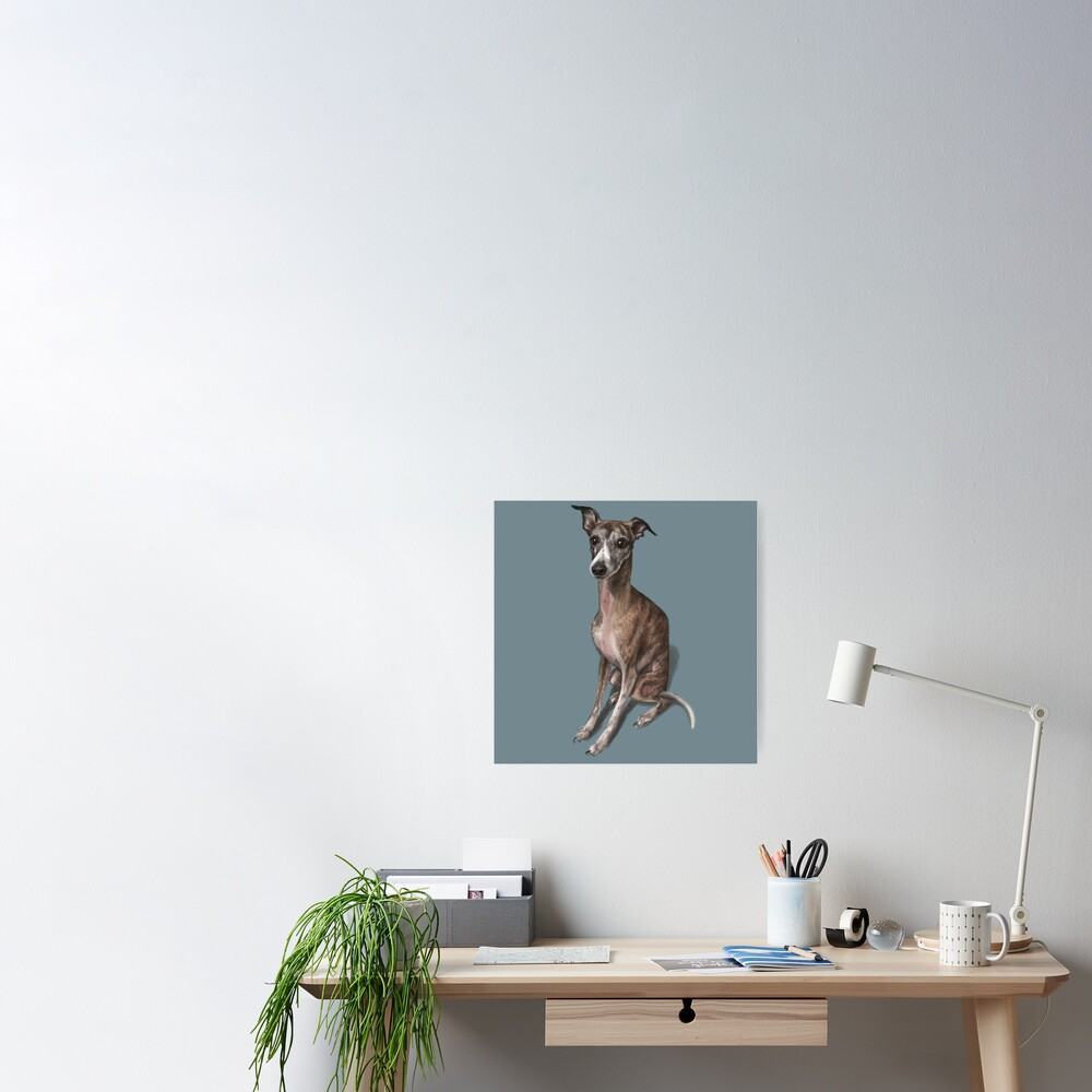 The Whippet Poster