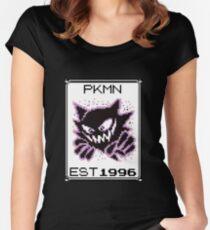 Haunter - OG Pokemon Women's Fitted Scoop T-Shirt