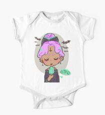 gtfo - pastel goth girl Kids Clothes