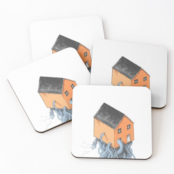 1st Home Coasters (Set of 4)